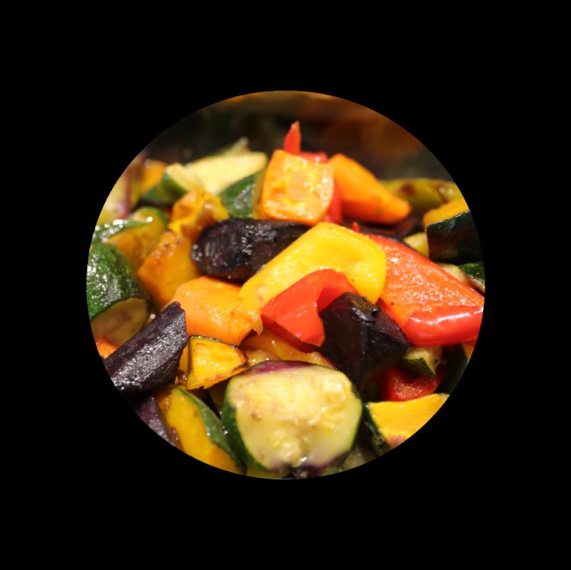 Bake Vegetable BED Nimman