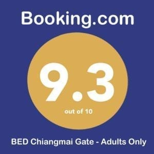 Booking review score