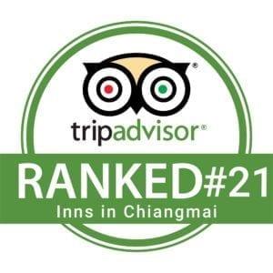 BED Changkian Tripadvisor Score