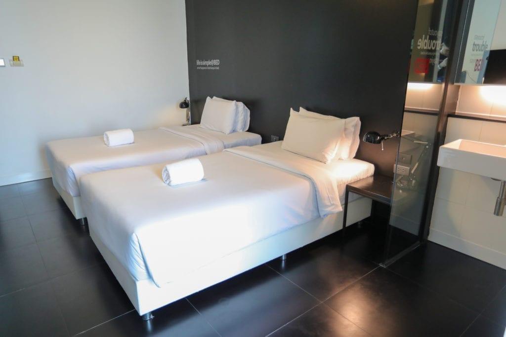 BED Nimman twin room