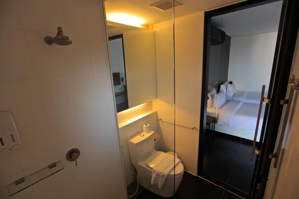 Twin room BED Nimman